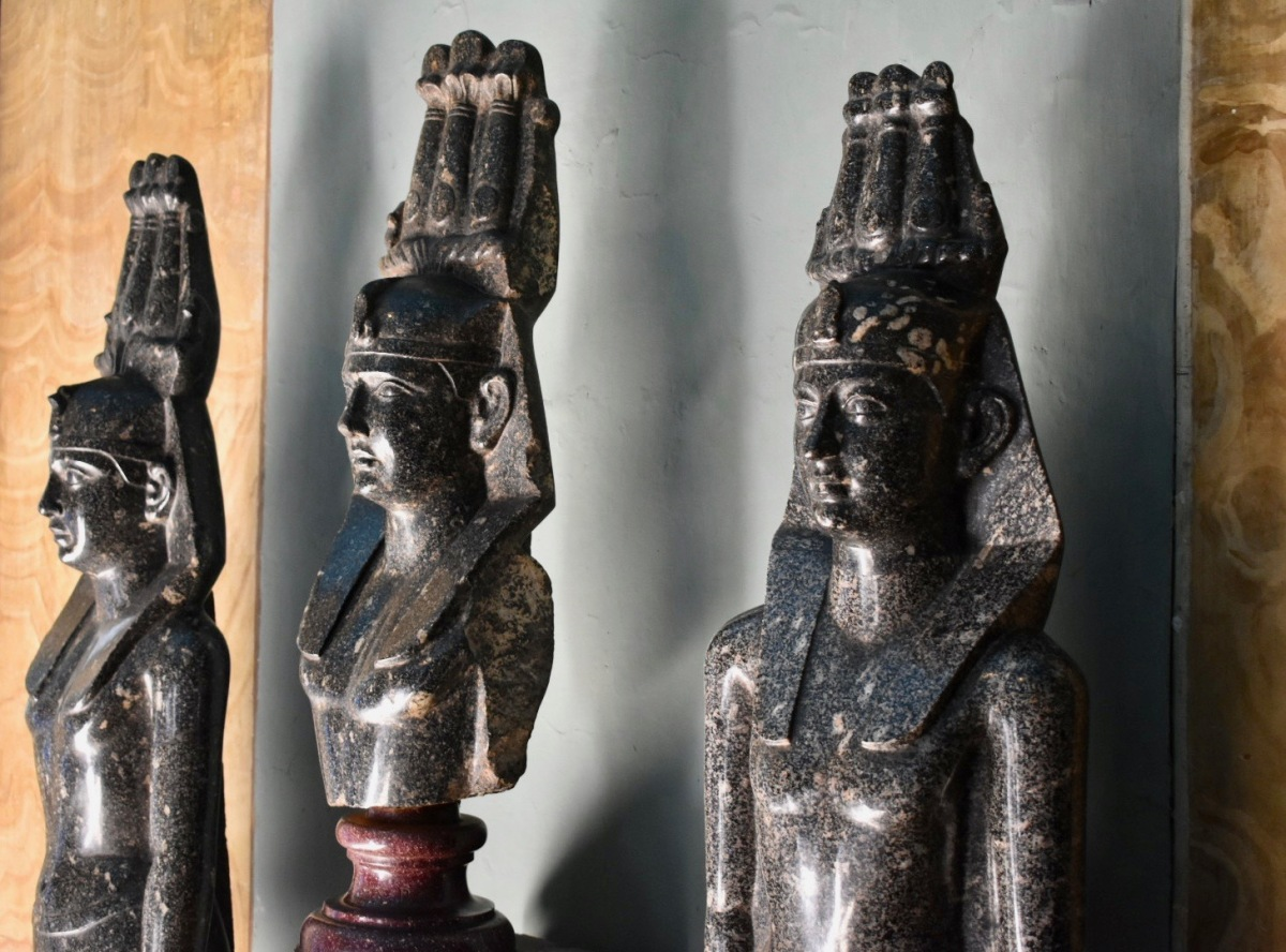 A Short Tour Through the Vatican's Gregorian Egyptian Museum